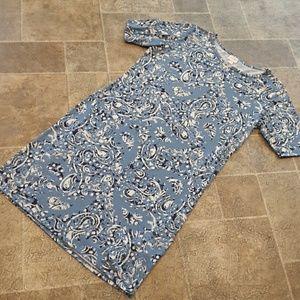 LuLaRoe women's size 3XL Julia dress
